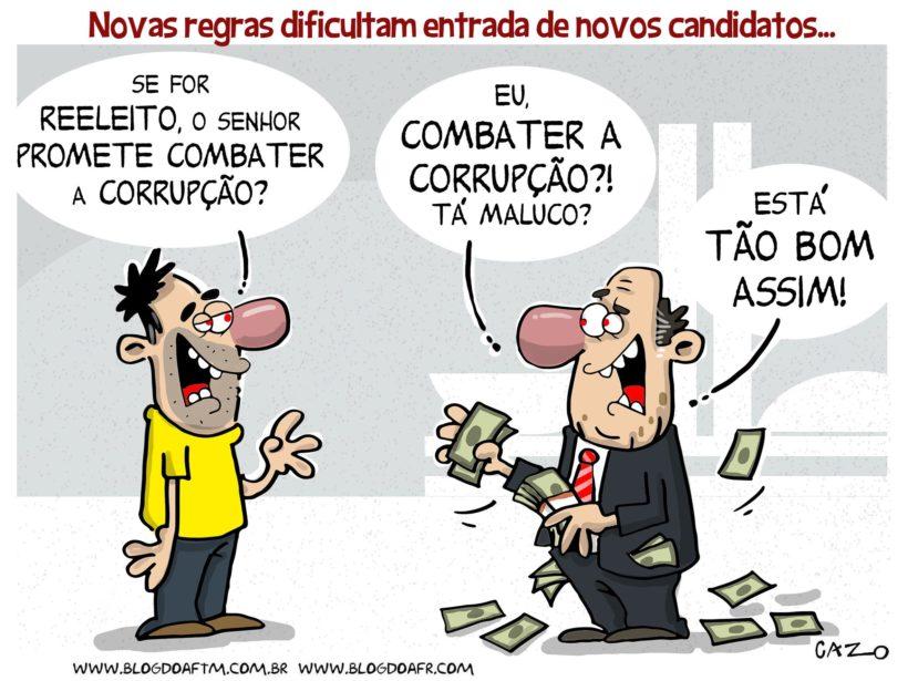 """Resultado de imagem para corrupção no congresso, charges"""""""